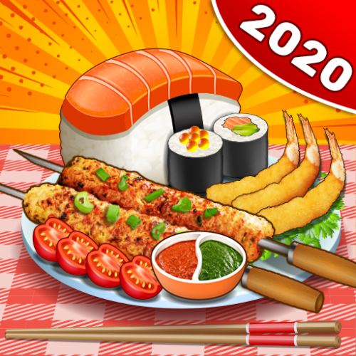 Cooking Max - Mad Chef's Restaurant Games Icon