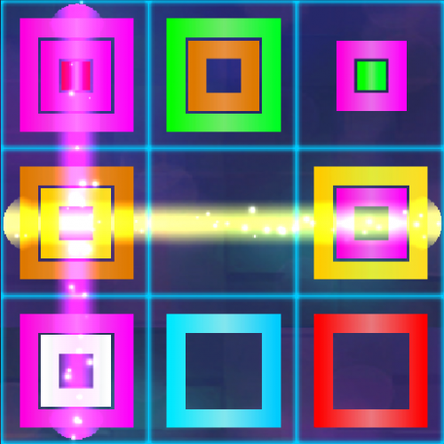 Block Color Puzzle Icon