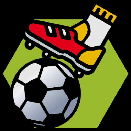 Classic Football Collection Cards Icon