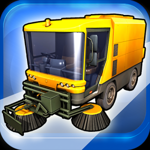 City Sweeper - Road cleaner simulator Icon