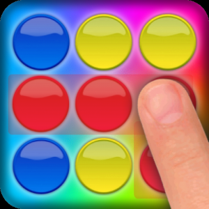 Crazy Colors: Bubbles Matching Icon